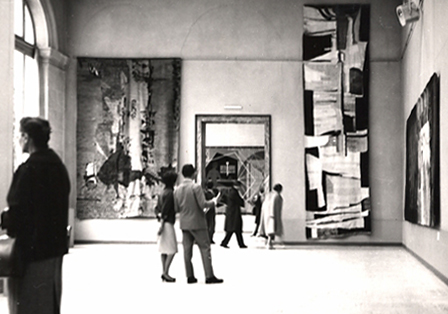 Lausanne International Tapestry Biennial, 1962