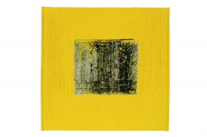 16. Rain - Yellow and Green