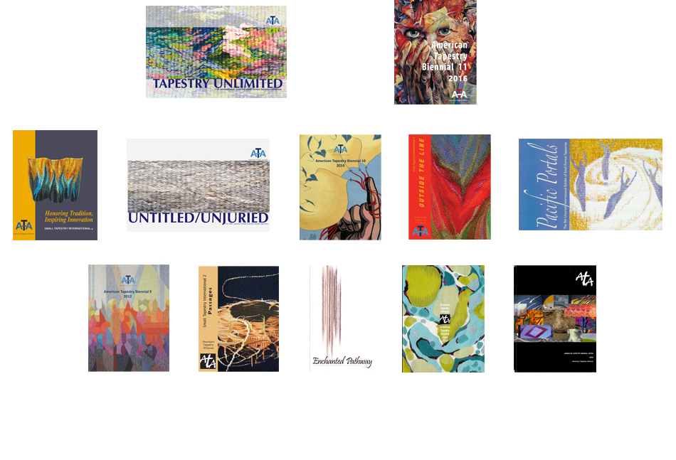 Catalog covers for website