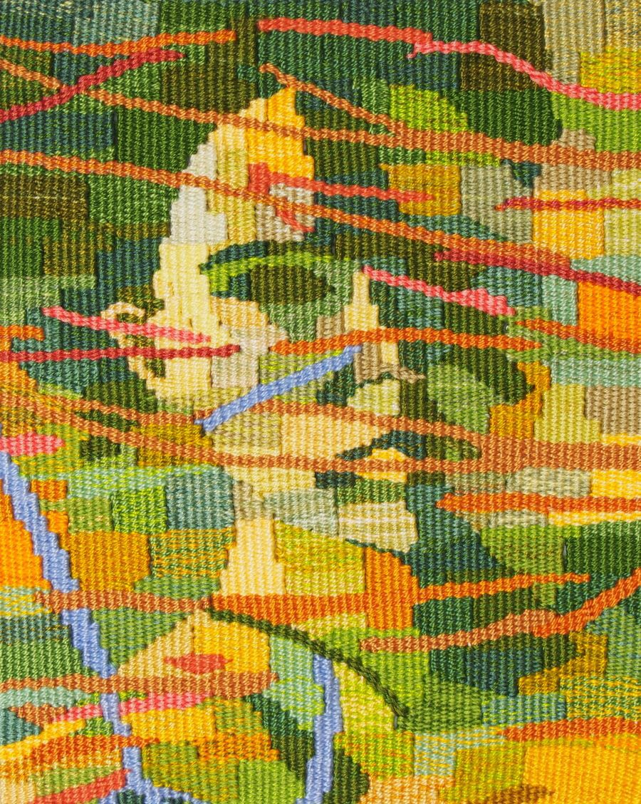 Tapestry Weaving Technique Videos | American Tapestry